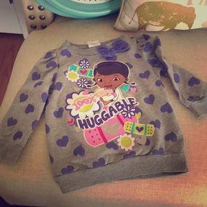 Doc McStuffins sweatshirt